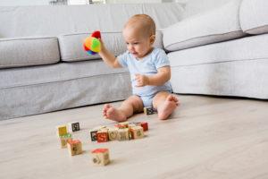 Perch imparare l'inglese da bebè