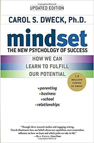 Libro carol Dweck the new psychology of success