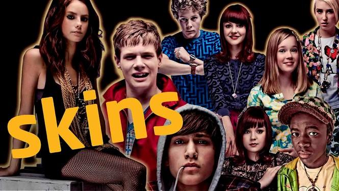 Serie tv inglesi skins