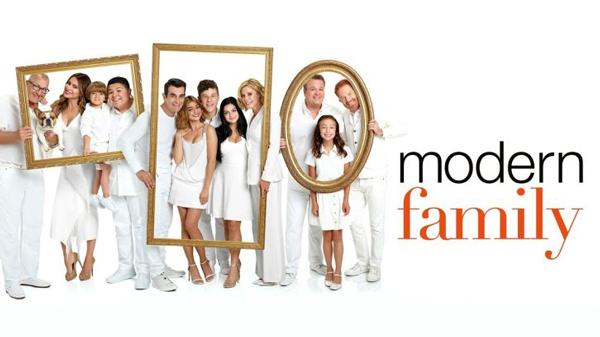 Serie tv modern family