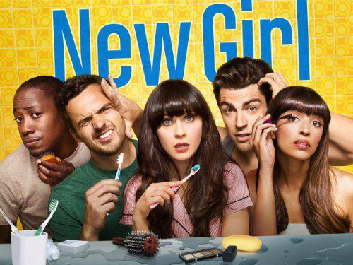 Serie tv per imparare l'inglese new girl
